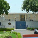 American Embassy in New Delhi