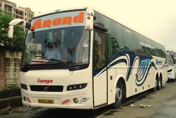 Anand Travels Contact Number