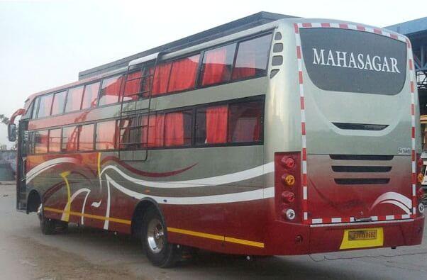 Mahasagar Travels Contact Number