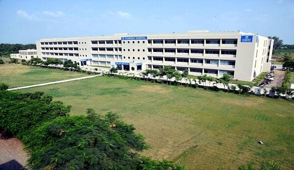 Charotar University