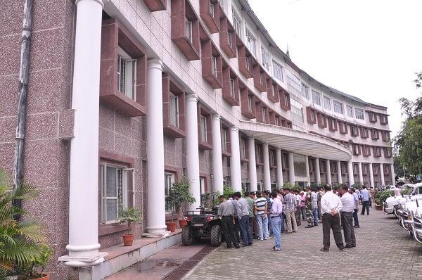 Uttarakhand Secretariat