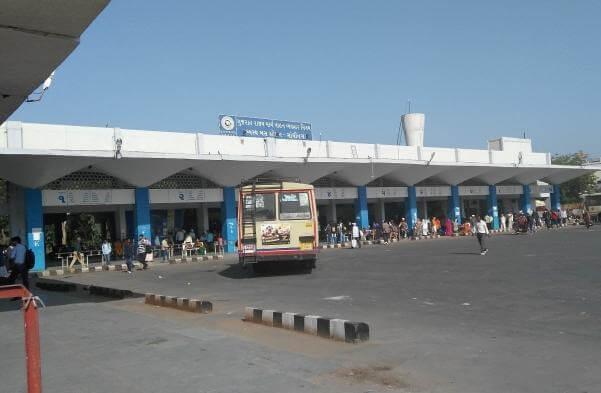 Gandhinagar Bus Depot