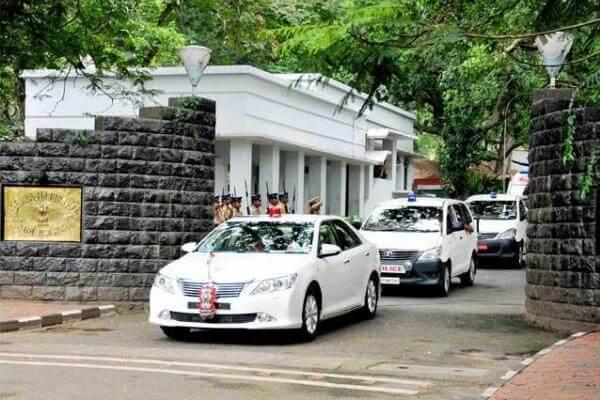 Kerala Raj Bhavan