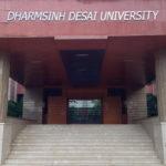 Dharmsinh Desai University Helpline Phone Number