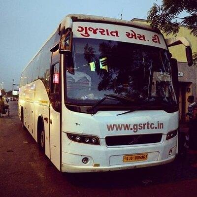 Nehrunagar ST Depot, Ahmedabad