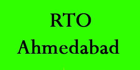 Ahmedabad RTO