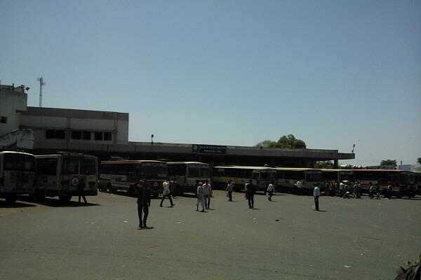 Godhra GSRTC ST Depot