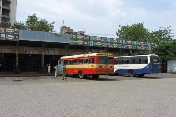 Mumbai Central Bus Stand