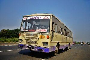 Dhari Bus Stand