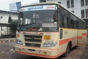 Nadiad Bus