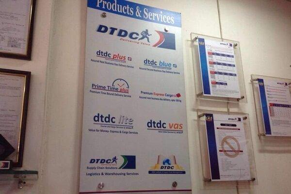 DTDC Goregaon East Contact No