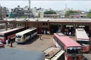Dhrangadhra ST Depot