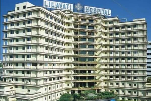 Lilavati Hospital Mumbai Contact Number