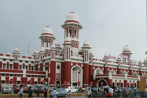 Lucknow Railway Station