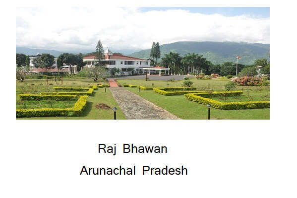 Arunachal Pradesh Raj Bhavan